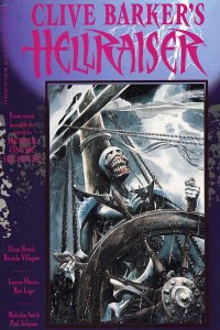 Hellraiser (Clive Barker's…) TPB #19 VF/NM; Epic | save on shipping - details in