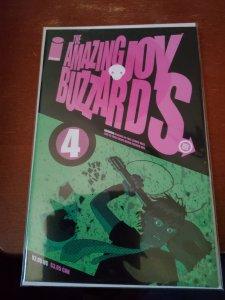 The Amazing Joy Buzzards #4 (2005)