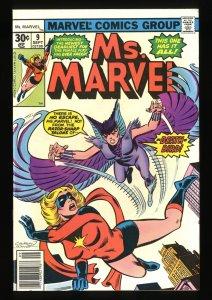Ms. Marvel #9 VF/NM 9.0
