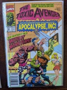 Toxic Avenger #2 (1991)