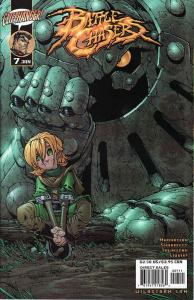 Battle Chasers #7B VF/NM; Image | save on shipping - details inside