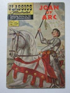 Classics Illustrated- 79 Cyrano de Bergerac by Edmond Rostand HRN 118