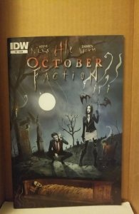 The October Faction #5 (2015)