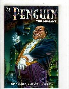 Batman: Penguin Triumphant #1 (1992) YY8