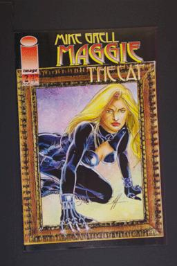 Maggie the Cat #2 by Mike Grell, March 1996