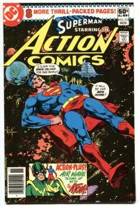ACTION #513 1980-First appearance H.I.V.E. comic book  Superman