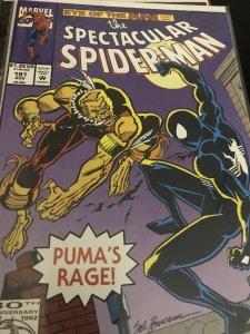 Marvel The Spectacular Spider-Man #191 Feat Puma
