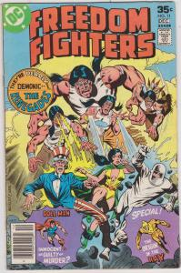 Freedom Fighters #11