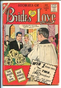 Stories of Brides In Love #17 1960-Charlton-wedding cover by Joe Sinnott-spic...