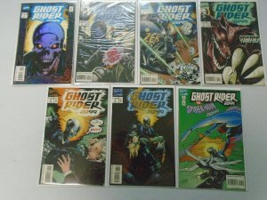 Ghost Rider 2099 run #1-7 8.0 VF (1994)