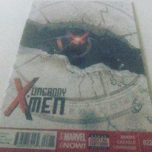 Uncanny X-Men #22 (2014) Mint