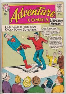 Adventure Comics #305 (Feb-63) VF+ High-Grade Legion of Super-Heroes