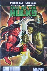 Incredible Hulk #607 (2010)