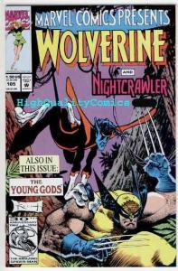 MARVEL COMICS PRESENTS #105, NM, Wolverine, Sam Kieth, more MCP in store