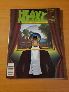 Heavy Metal Vol. 3 #10 ~ VERY FINE VF ~ February 1980 illustrated Magazine