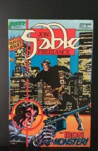 Jon Sable, Freelance #1 (1983)