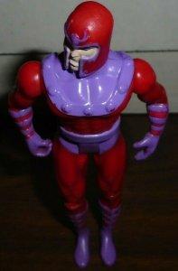 Magneto Super Spark Action Figure 1992 Marvel Toy Biz