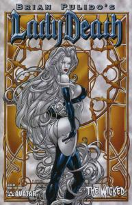 Lady Death: The Wicked #1C VF/NM; Avatar | save on shipping - details inside