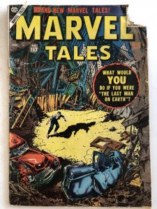 Marvel tales 153(1956!) great reader w/ inking error, great stories
