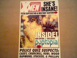 Uncanny X-Men Poptopia Graphic Novel tpb, Marvel Joe Casey, Ian Churchill