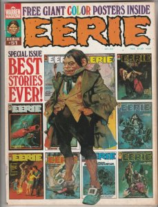 Eerie Magazine #51 (Sep-73) FN+ Mid-High-Grade