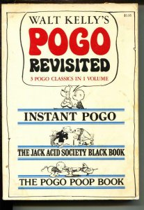 POGO Revisited-Walt Kelly-Paperback-VG