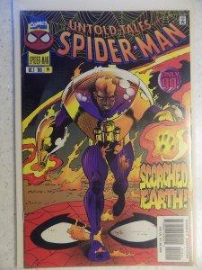 SPIDER-MAN UNTOLD TALES # 14