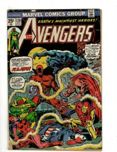 10 Marvel Comics Avengers 126 194 Liberty Legion 30 3D Man 36 37 A vs X + J461