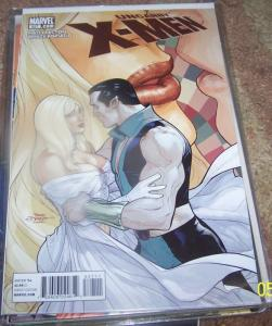 UNCANNY X-MEN #527   - NAMOR +THE FIVE LIGHTS PT 2   matt fraction whitequeen
