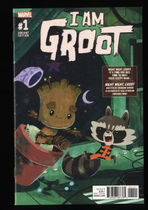 I Am Groot #1 VF/NM 9.0