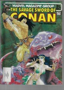 Savage Sword of Conan #98 (Marvel, 1984)
