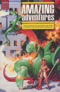 Amazing Adventure #1 VF/NM; Marvel   save on shipping - details inside