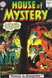 House of Mystery (1951 series) #137, VG (Stock photo)
