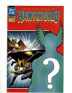 12 Comics Hawkworld 25 26 27 28 29 30 31 32 Annual 1 2 3 Hawkman 1 GK30