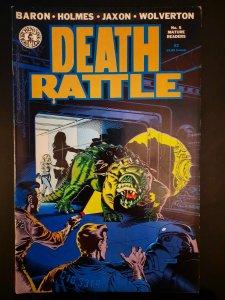 Death Rattle #5 (1986)