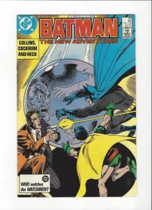 Batman #411 VS Twoface VF/NM