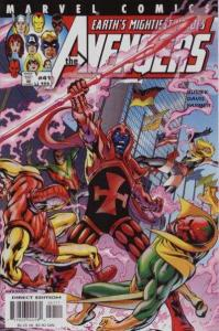 Avengers (1998 series) #41, NM (Stock photo)