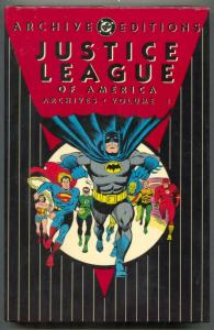 Justice League of America Archives Vol 1 hardcover