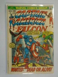 Captain America #154 3.5 VG- (1972 1st Series)