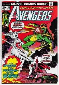 Avengers #116 Defenders | Silver Surfer (Marvel, 1973)