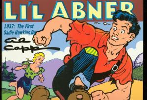 LI'L ABNER: THE DAILIES 1937-TPB-AL CAPP-VOL 3 FN