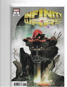 Infinity Wars #2 1 in 25 Yasmine Putri Variant - NM/NM+