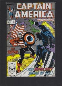Captain America #344 (1988)