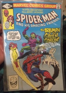 Spider-man and his Amazing Friends #1 NM Direct Edition