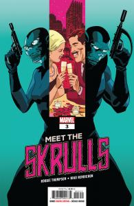 Meet The Skrulls #3 (Marvel, 2019) NM