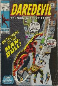 Daredevil #78