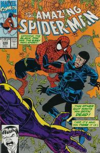 Amazing Spider-Man, The #349 VF/NM; Marvel   save on shipping - details inside