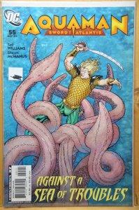 Aquaman: Sword of Atlantis #55 (2007)  VF-NM