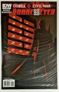 GI Joe Snake Eyes COMPLETE Set (2011, IDW, of 12) #1-13 All 37 Covers