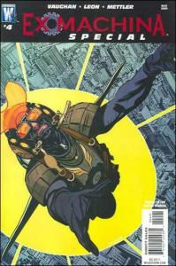 Ex Machina Special #4A VF/NM; WildStorm   save on shipping - details inside